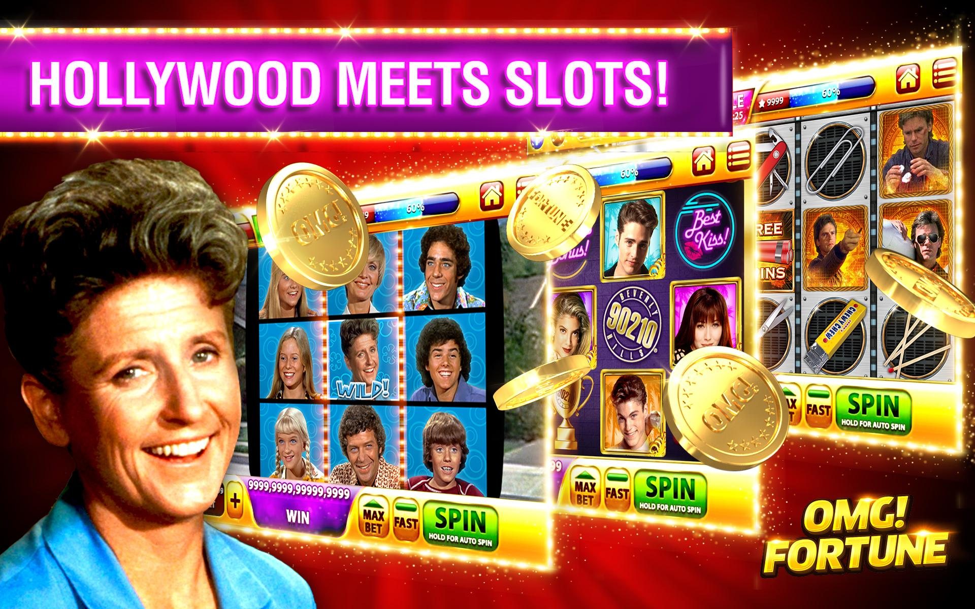 OMG! Fortune Free Slots Casino screenshot #13