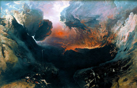 The Great Day of His Wrath. John Martin