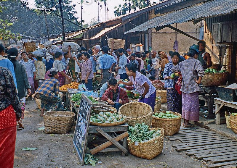 Mercato asiatico di -Os-