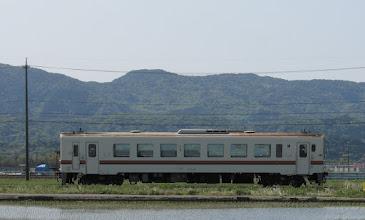 Photo: 2013年5月8日 宮川→田丸 間  亀山行き普通 916C列車