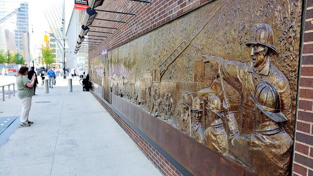 9/11 firefighters memorial