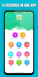Download WAPunch – Status Saver, Pause it, Direct Chat App For Android 1