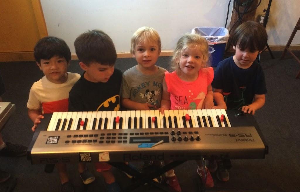 MiniKeys Brooklyn Music Factory Piano
