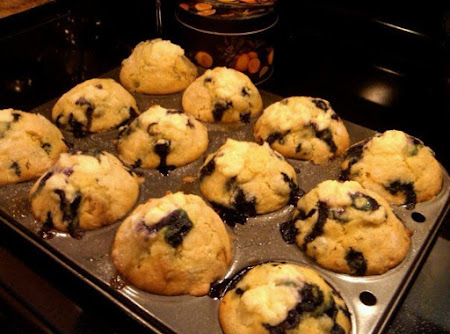 Muffin Top Recipes Cream Cheese Blueberry Cream Cheese Muffins