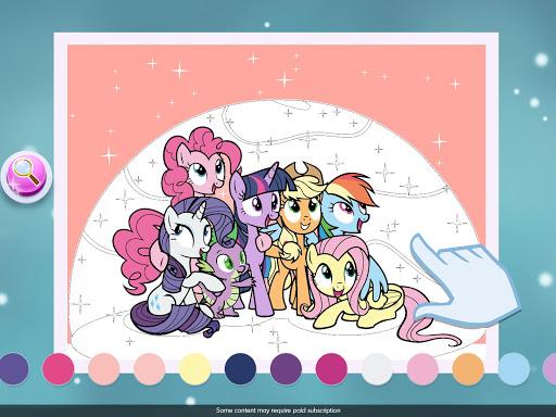 my little pony magisches malen apk