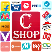 CSHOP ALL IN ONE SHOPPING APP