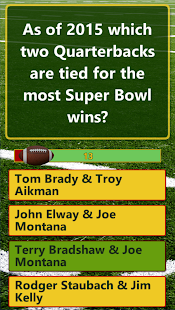 Big Game Trivia Fun- screenshot thumbnail