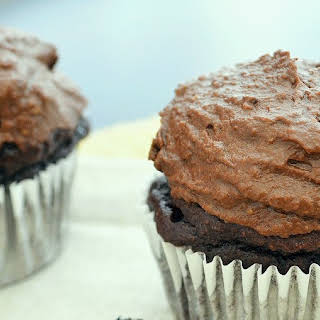 Classic Chocolate Cupcakes.