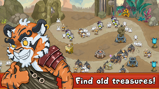 Tower Defense Realm King Mod Apk 3.1.7 (Unlimited Gold Coins) 7