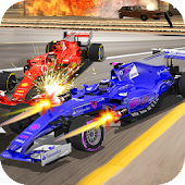 Car Demolition Derby Fight War Race Simulation