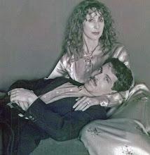 Photo: Gerald and Trisha Posner, 1990s, NYC