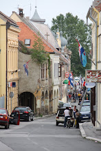 Photo: Day 77 - Street in Vukovar #2