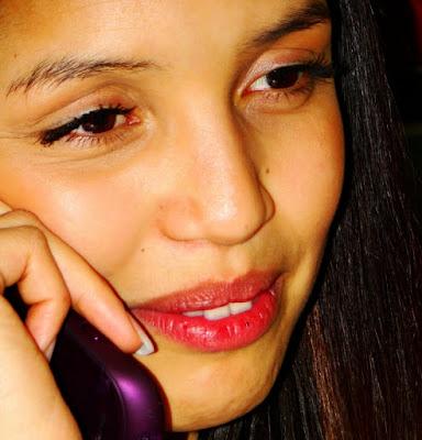 Mai senza telefonino... di sybil
