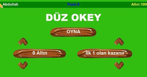 Du00fcz Okey (internetsiz) apktram screenshots 1