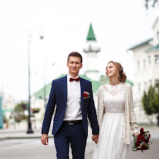 Wedding photographer Firdus Mingazov (firdus). Photo of 28.09.2017