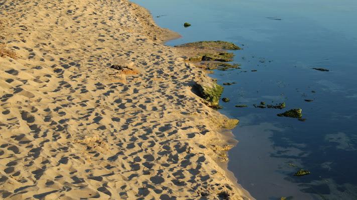La sabbia di gocciazzurra