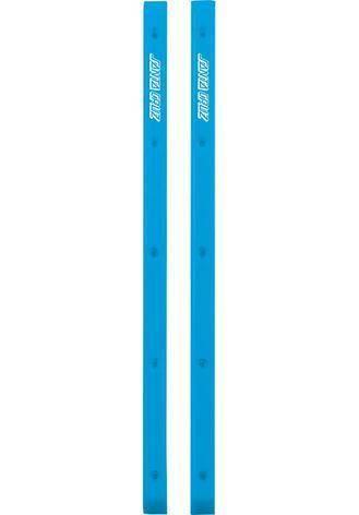 Santa Cruz Skateboards - Accessories Santa-Cruz Slimline Rails / Blue