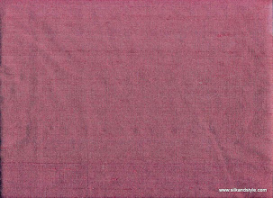 Photo: P/L 6013 - 100% Powerloom Dupioni Silk