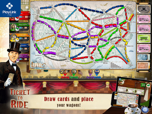 Ticket to Ride for PlayLink 2.5.10-5847-64a9d8c2 screenshots 8