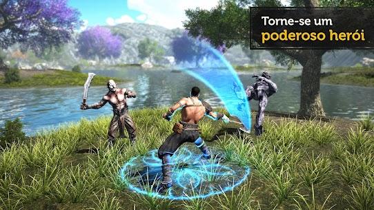 Evil Lands: Online Action RPG Apk Mod (Skill Infinita + Free Upgrade) 2