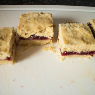 Raspberry Dessert Bars Recipes