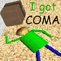 Coma Math Teacher is in a Coma Dies RIP Scary Dead icon