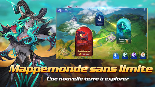 Télécharger Mobile Legends: Adventure mod apk screenshots 5