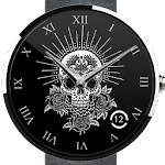 Skull Wear Watch Face Icon