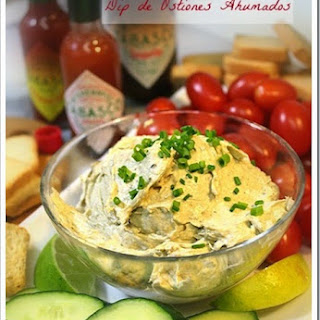 Smoked Oyster Dip – Holiday Party