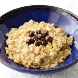 Comforting Coconut Oatmeal {Dairy Free, Vegan}.