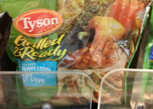 Photo: The Southwestern Chicken Strips would go great in a salad.