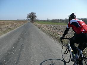 Photo: projíždíme polským pohraničím, po nefrekventovaných silnicích