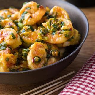 Thai Chili Prawns Recipes