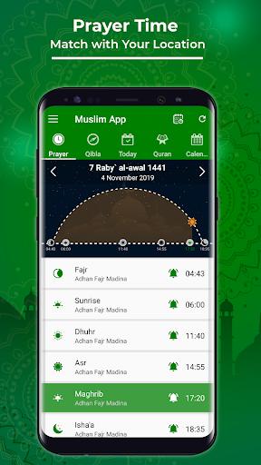Muslim App screenshot 2