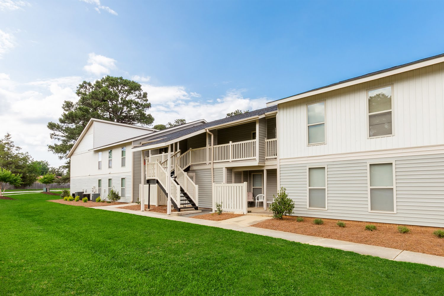 Windtree Apartments In Fayetteville North Carolina