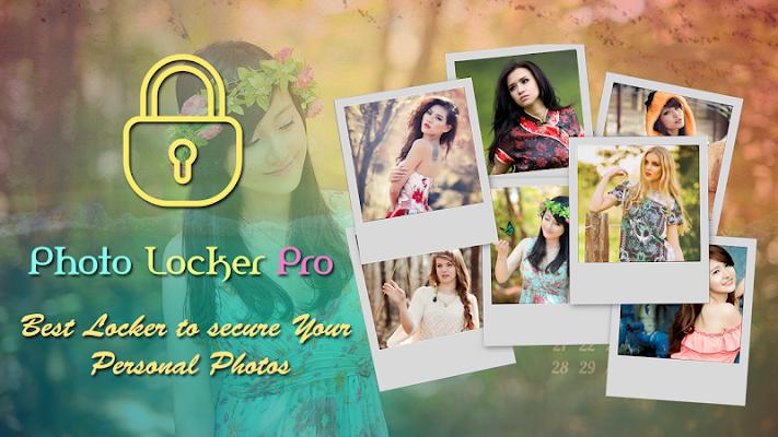 Photo Locker Pro - screenshot