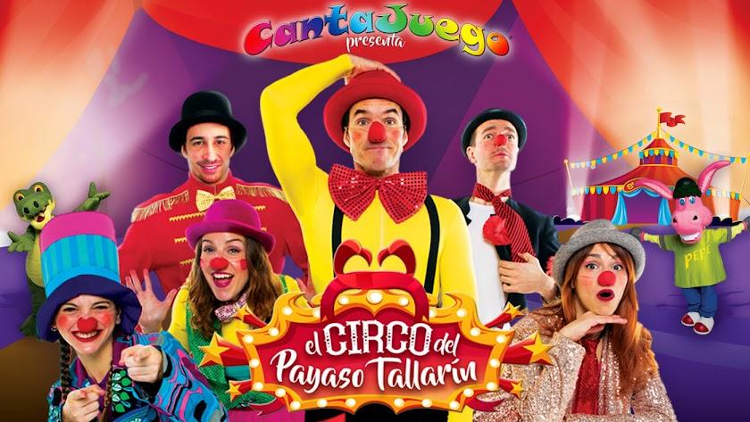 El espectáculo Cantajuego llega a la localidad de Berja en agosto.