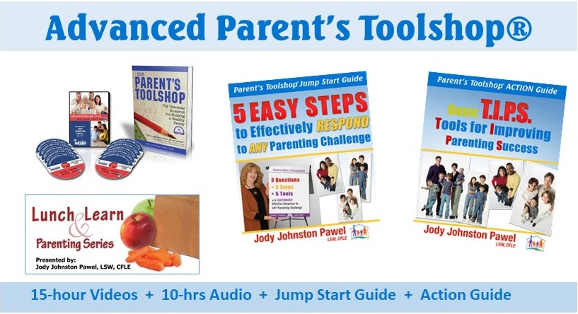 Parents Toolshop® Advanced Online TIPS course