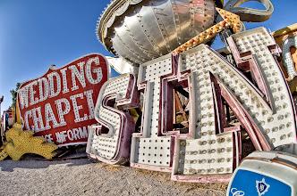 Photo: Neon Boneyard - Las Vegas