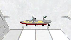 日本風戦艦 3号