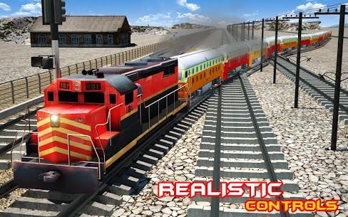 Train Driving Simulator USA: Train Games 3D 5