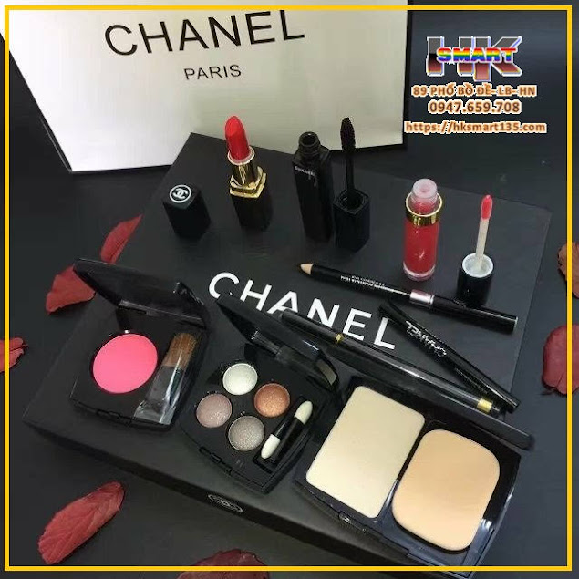Bộ trang điểm cá nhân Chanel