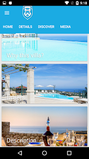 Villa Chrissi- screenshot thumbnail