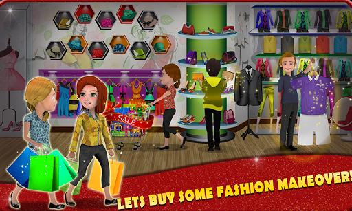 Shopping Mall Cashier Girl - Cash Register Games for PC