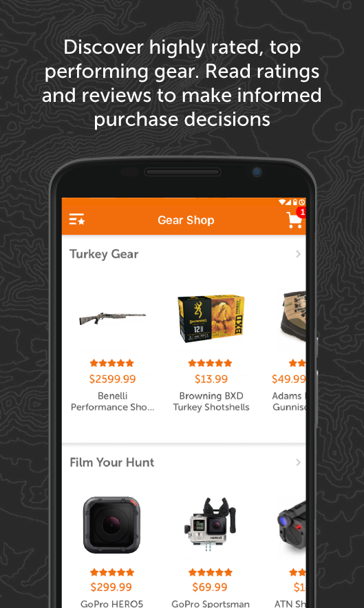 HuntWise: The Hunting App- screenshot