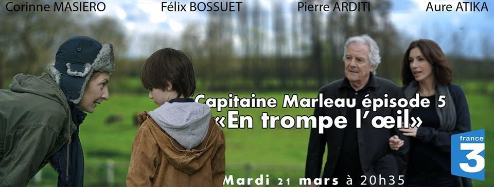 Bandeau Capitaine Marleau