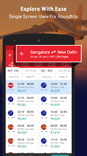 Yatra - Flights Hotels Bus IRCTC/Trains & Ola/Uber- screenshot thumbnail