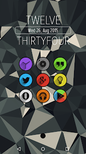 Umbra – Icon Pack APK 5
