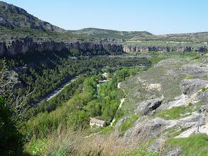 Photo: Hoz del río Júcar al norte de Cuenca capital