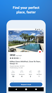 HomeAway Vacation Rentals- screenshot thumbnail